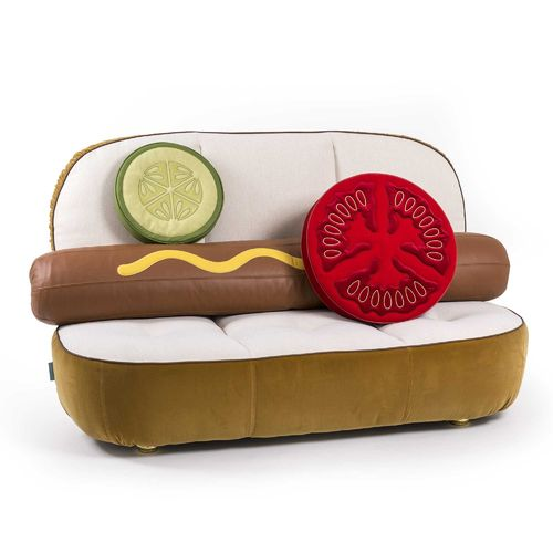 Hot dog sofa Studio Job