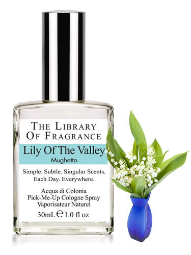 The Library Of Fragrance · Lily Of The Valley